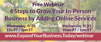 Grow your business webinar June