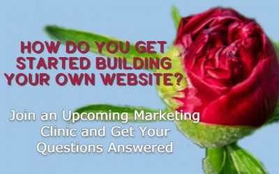 How to get started building your own website